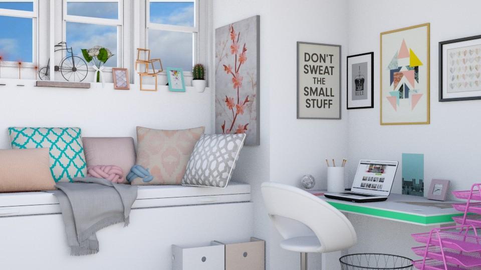 Dream Bedroom - by designer71034