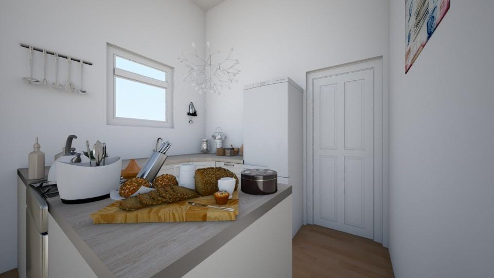 MyDreamHomeKitchenLanding - Kitchen - by aila auk