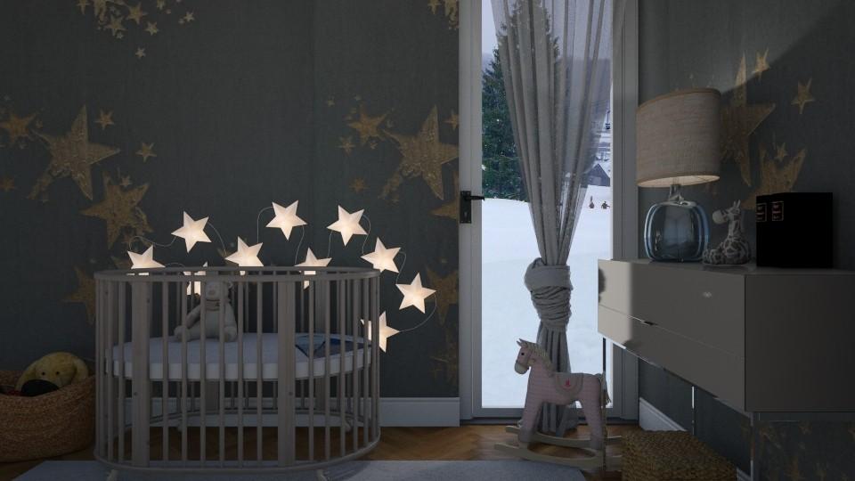 Nursery - Kids room - by Annathea