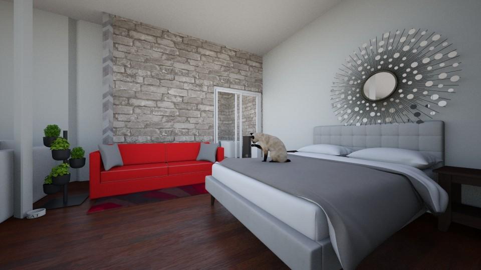 Palace Bedroom - Modern - Bedroom  - by Mainastar