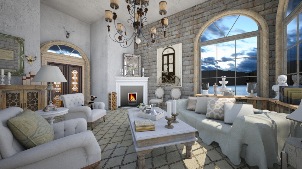 Comfort - Living room - by sissybee
