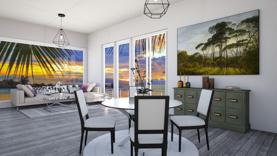 dnevna soba 1 - Living room - by Gagany