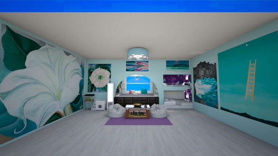 Bedroom - Bedroom  - by mydreamjob25