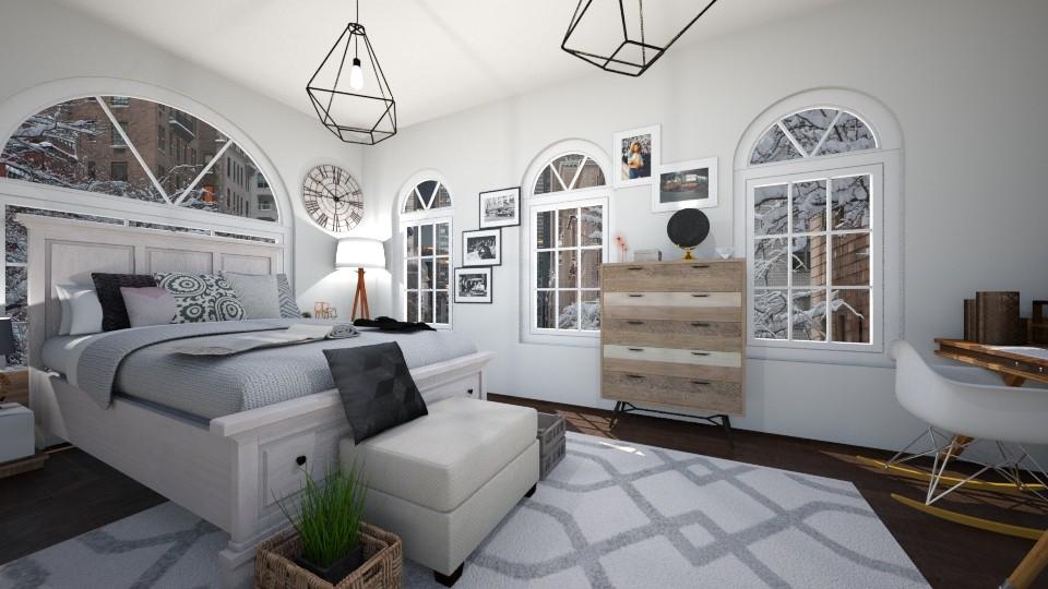 Bedroom - Bedroom - by Mariacastello