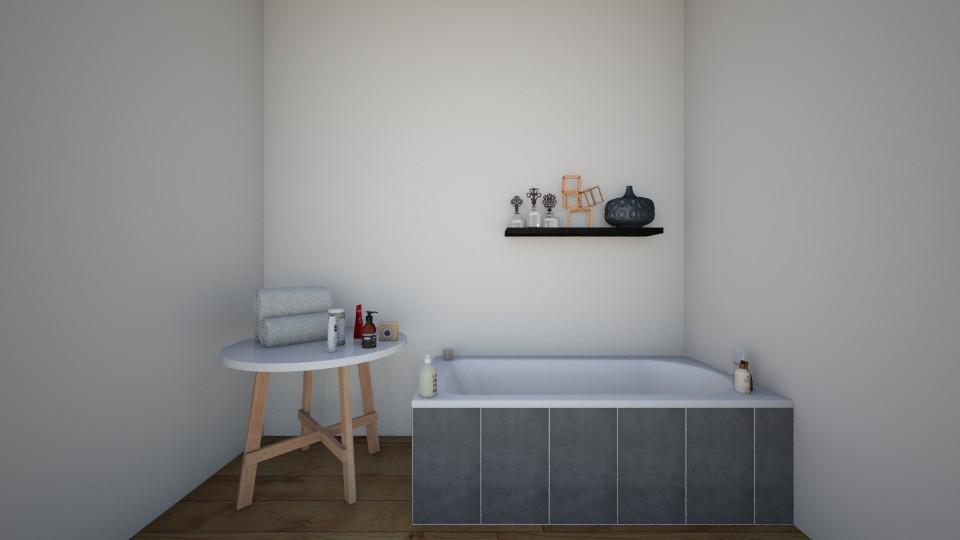 Bathroom Blanca - Modern - Bathroom - by YearOfTheDog
