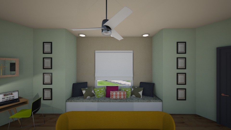 bedroom pt 1 - by darwms