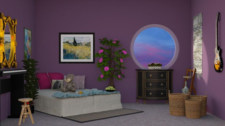 Violeta - by kolibrie_designer
