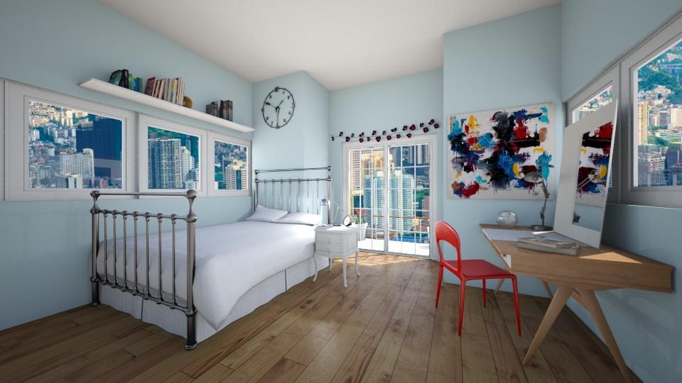 idk yet - Bedroom - by Madelyn Kitteridge