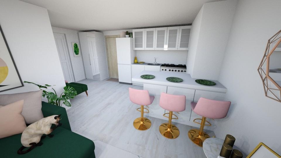 Kitchen - Kitchen - by Psoglavik