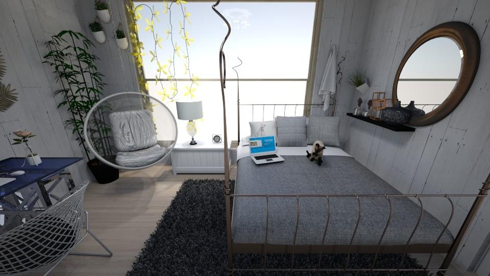 Tamar_ - Bedroom  - by Tamar_