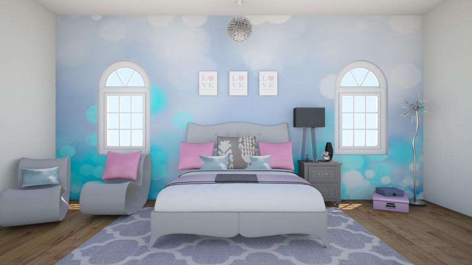Love to Sleep - Bedroom - by Cairalacas