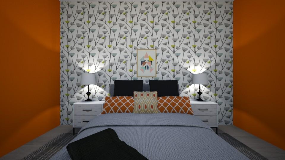ikea - Bedroom - by kiki1209