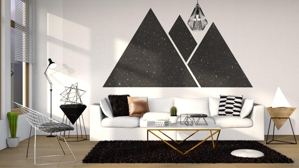 Geometric - by DeborahArmelin