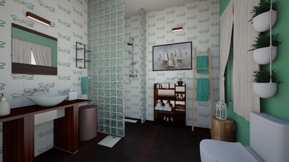 bathroom - Bathroom - by domi328
