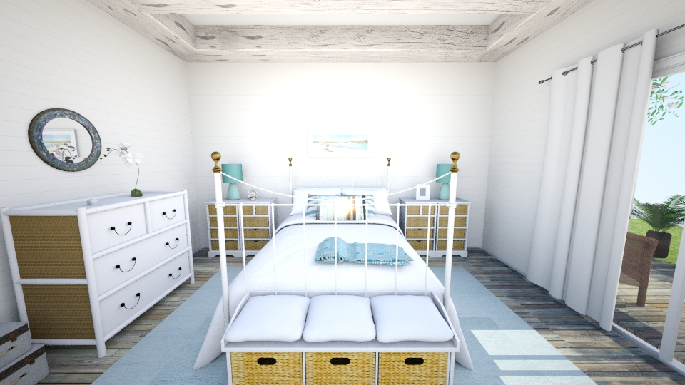 Brisa do Mar - Bedroom - by milene_abreu