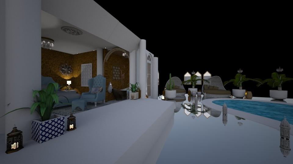 SUITE ARABA  - Bedroom - by memmi