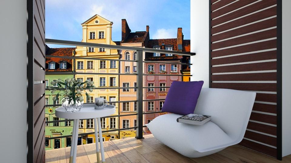 balkon - by Sanja Pipercic