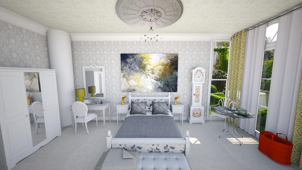 beyaz - Bedroom  - by Mehmet Durmus