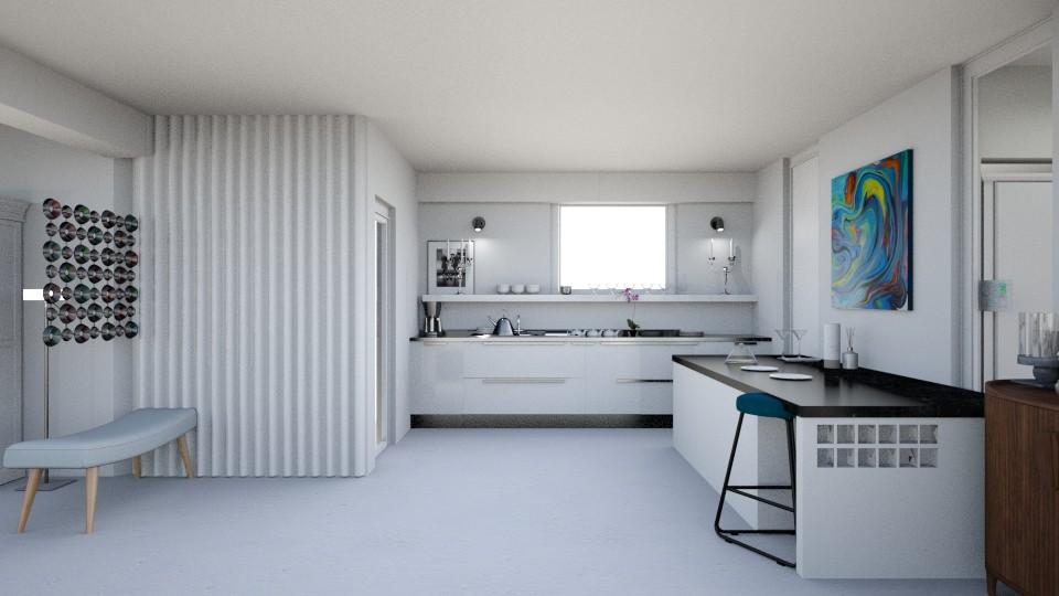 Dnevna soba radno - Living room - by hstrmo