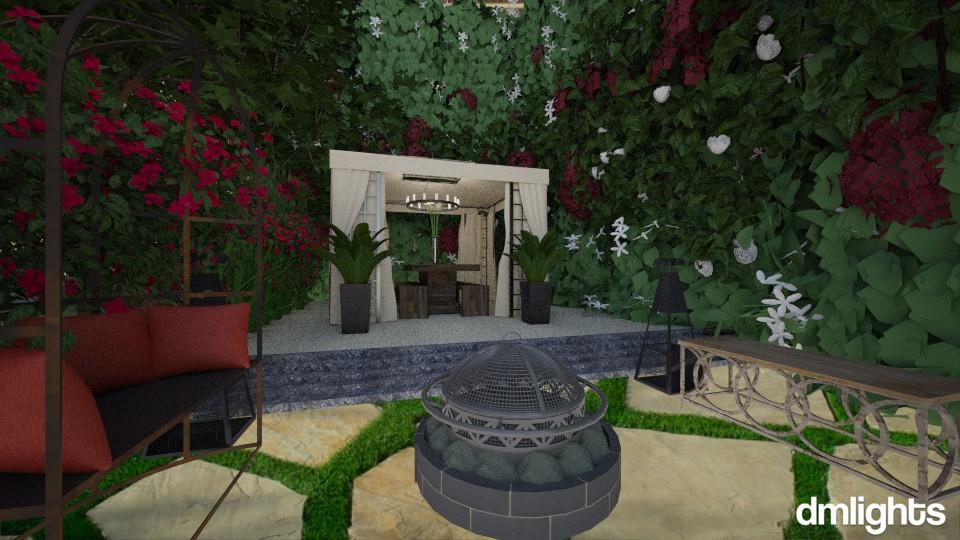 outdoor eating - Garden - by DMLights-user-996689