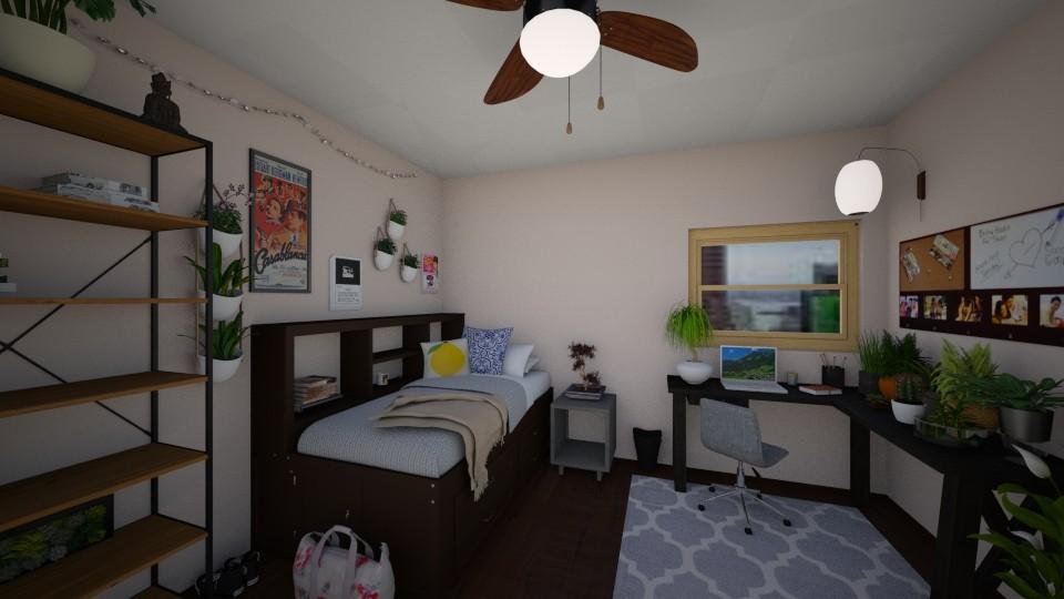 idk - Bedroom - by cyanrose65