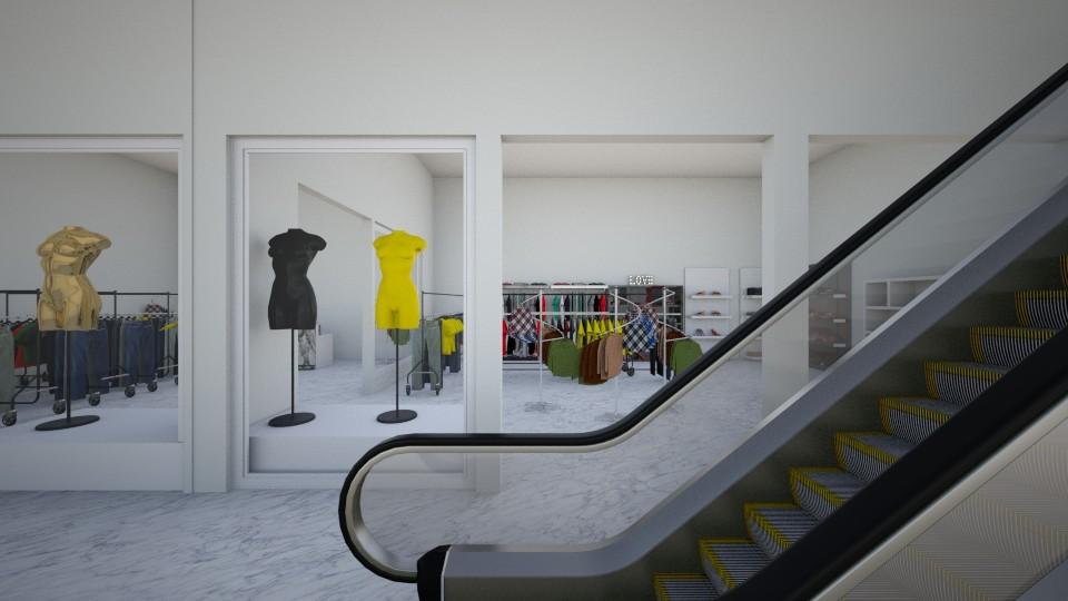 shopping mall - Office  - by enraya