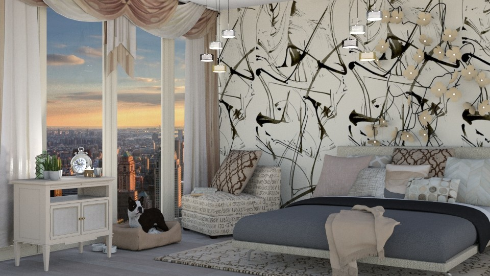 NEW YORK Dream - Modern - Living room - by sillvie
