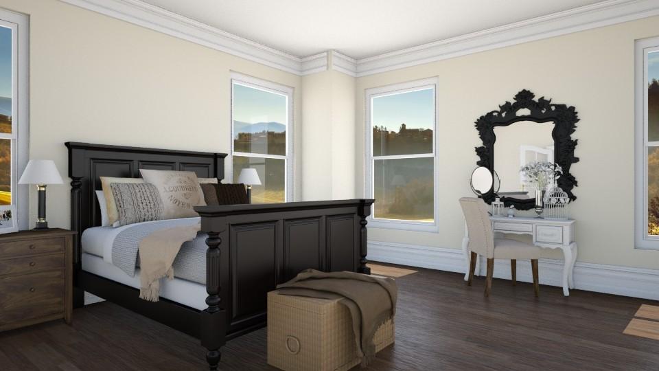 Farmhouse Bedroom - Country - Bedroom - by megalia42