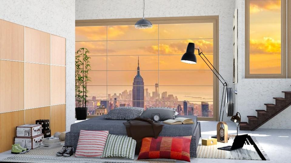 Time Slip - Bedroom - by Seii Saii