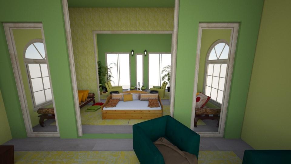 Sunroom  - by dedraekelly