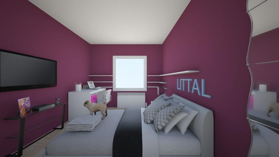 החדר שלי  - by litalstayler