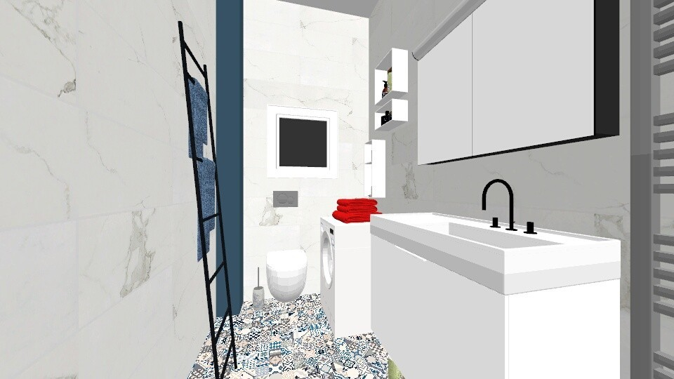 Kupaonica - Bathroom - by Petracelic