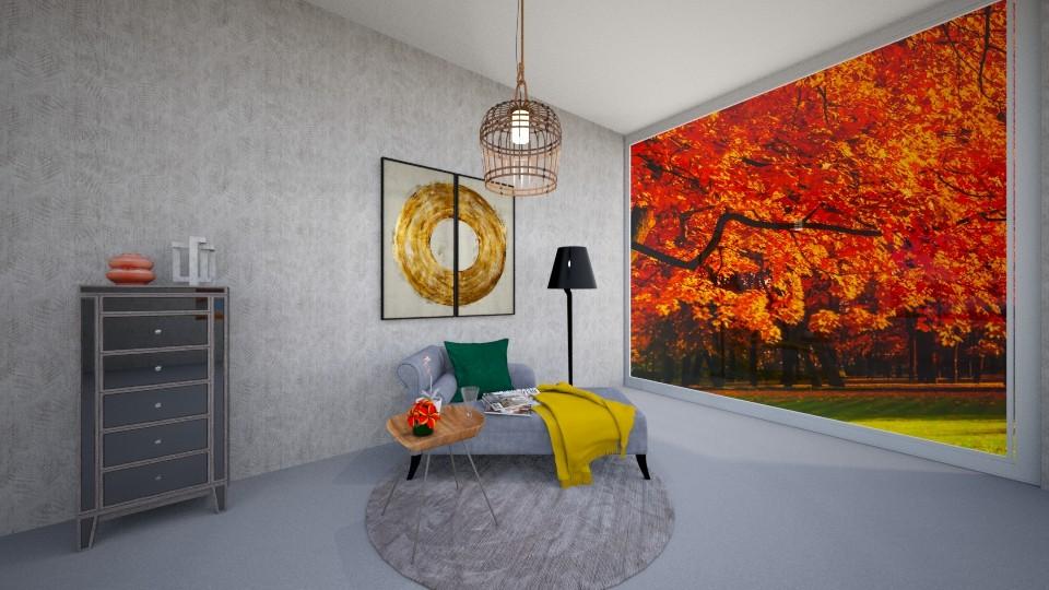 Autumn Break - Modern - by Art_Decoration