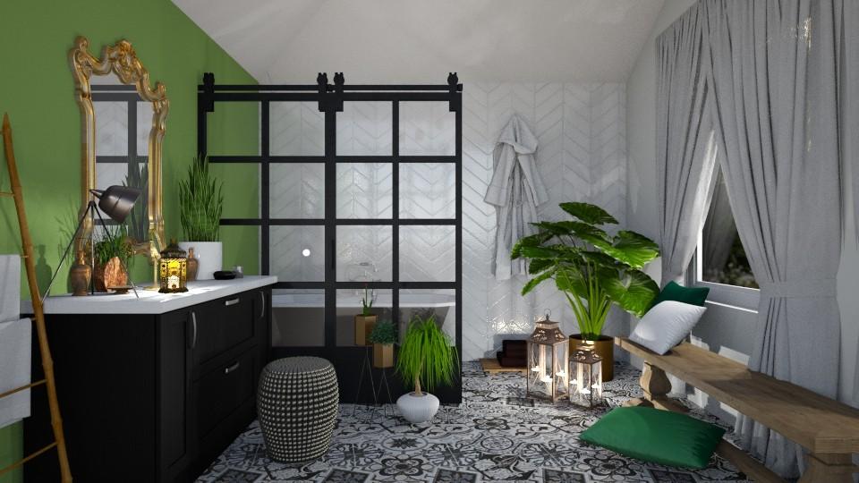 bathroom - by mollysamuel