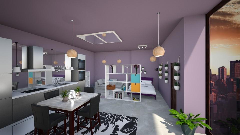 Apartment B - by starbringer23