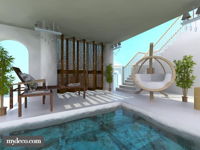 Indoor Swimming Pool - by Siti Idrus