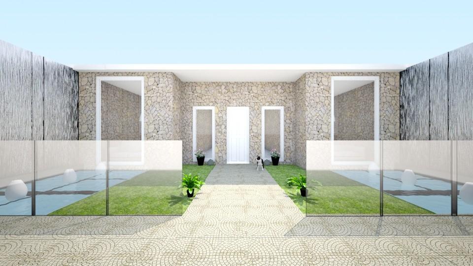 House And Garden - Modern - Garden - by KKIsCrazyAF