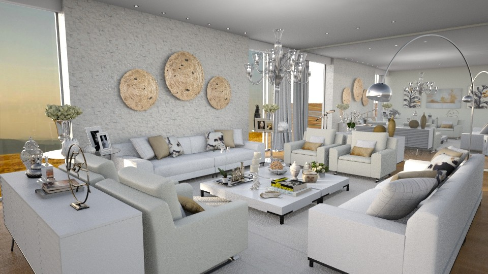 Living in the luxury - by Mariana Gooliveira