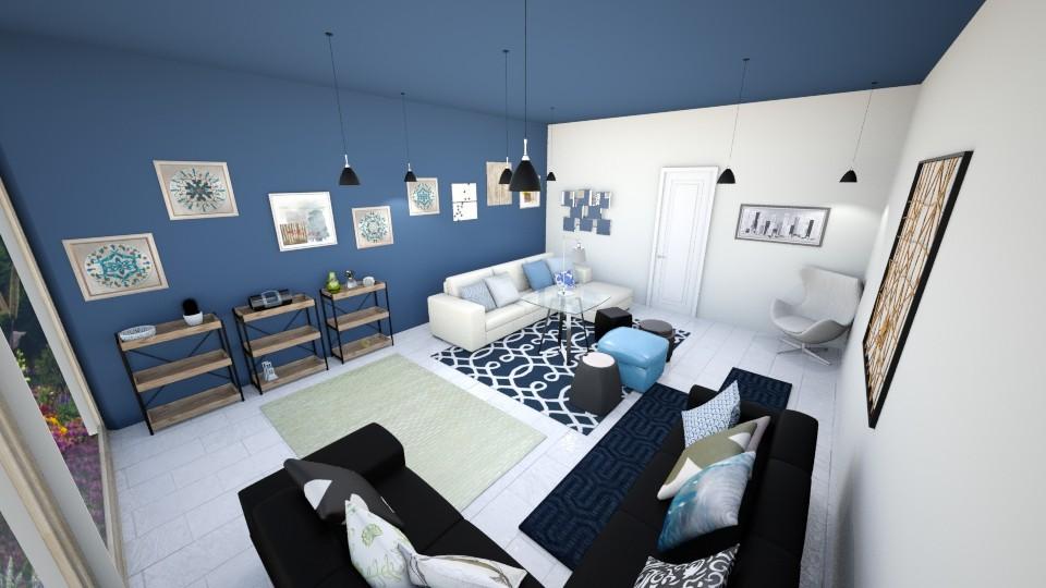 Living Room - Living room - by AppleSpongeCake