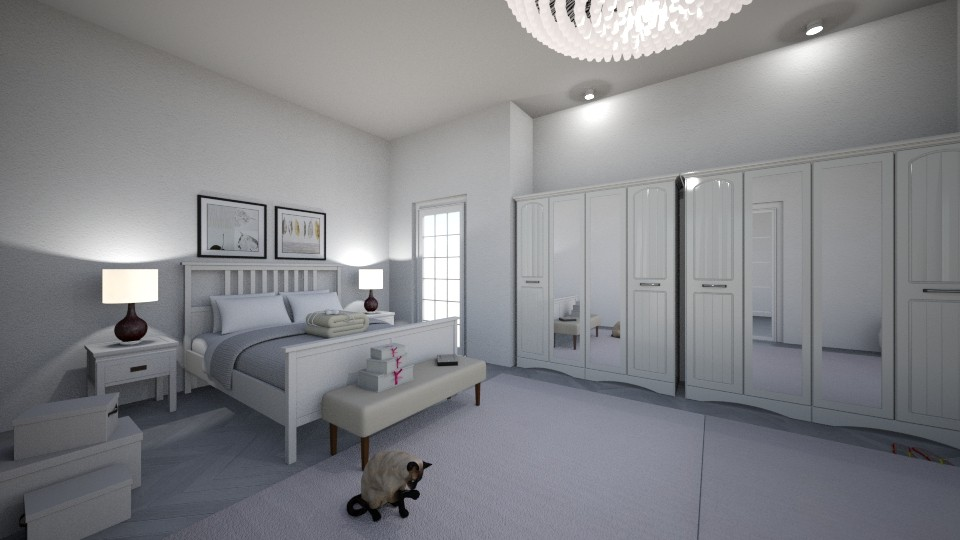 Livingroom Classic white - Classic - Living room - by Flight Claudia