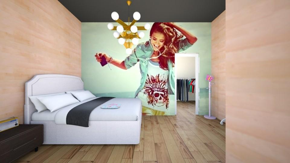 Beutyful bedroom - Bedroom - by Taxi girl