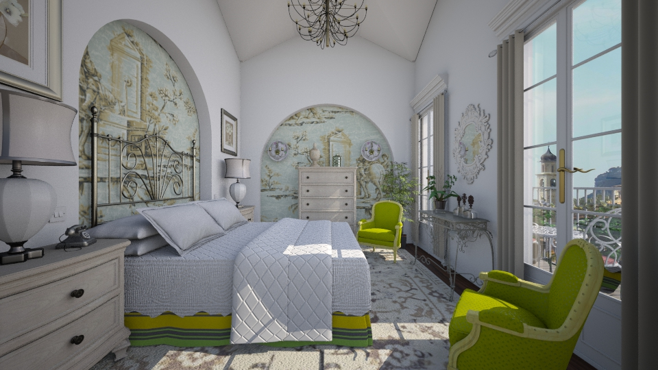 Bedroom - Bedroom - by ilpiccio