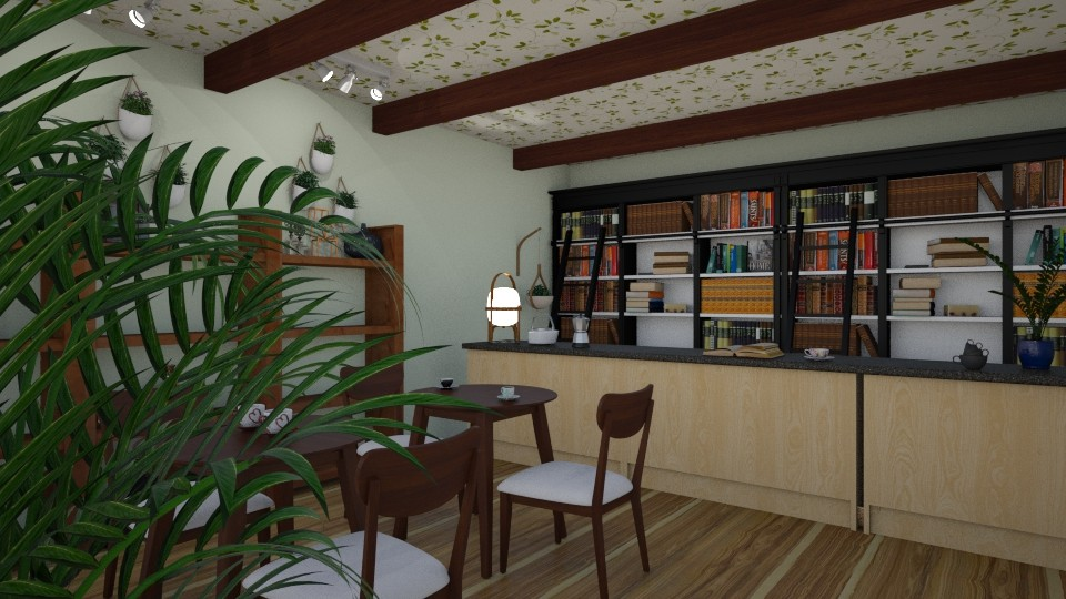 Goal - Office - by RhonaFiles