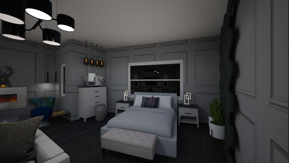 bedroom - Bedroom - by ayamarzook1