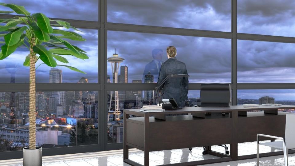 Christiaan Grey Office_4 - Global - Office - by Hajnalka978