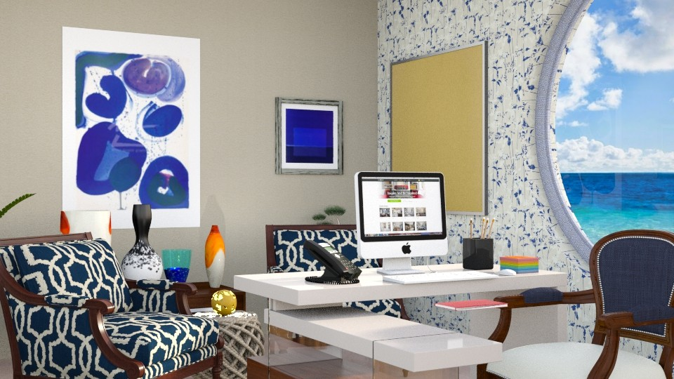 Its A Vibe - Office - by LilDebbieFrmDwnDaStreet