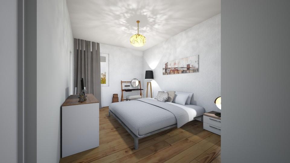 BEDROOM - Bedroom - by EveDesign