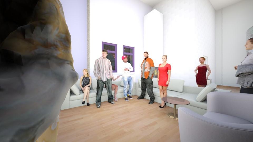 09092016_1826 - Modern - Living room  - by Everybodyloveskm