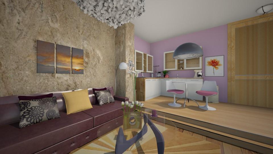 _living_ - Classic - Living room - by Mokka