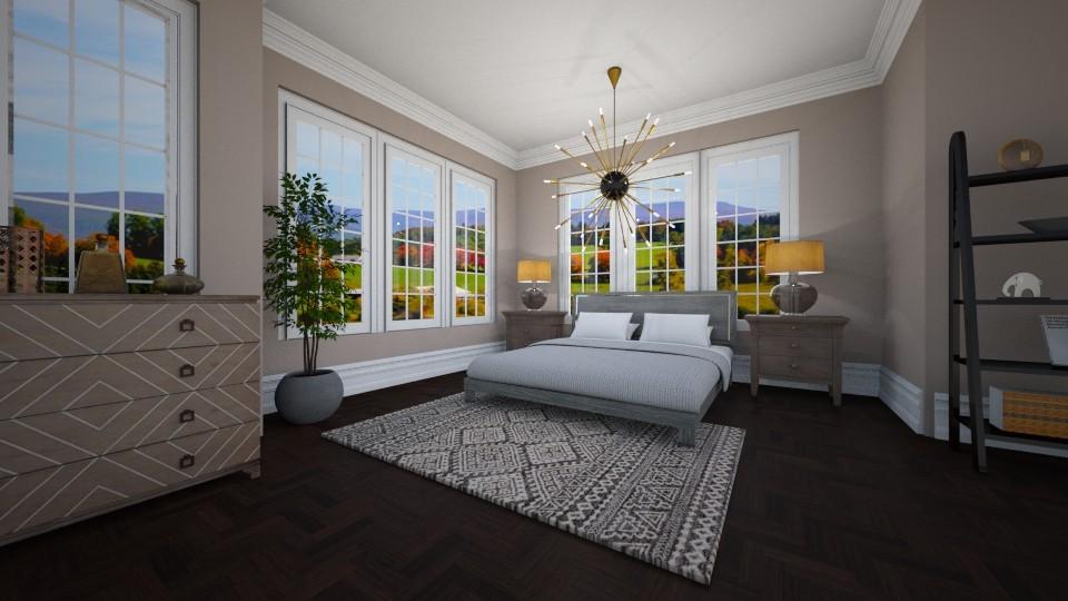 Montana - Bedroom - by elle rose